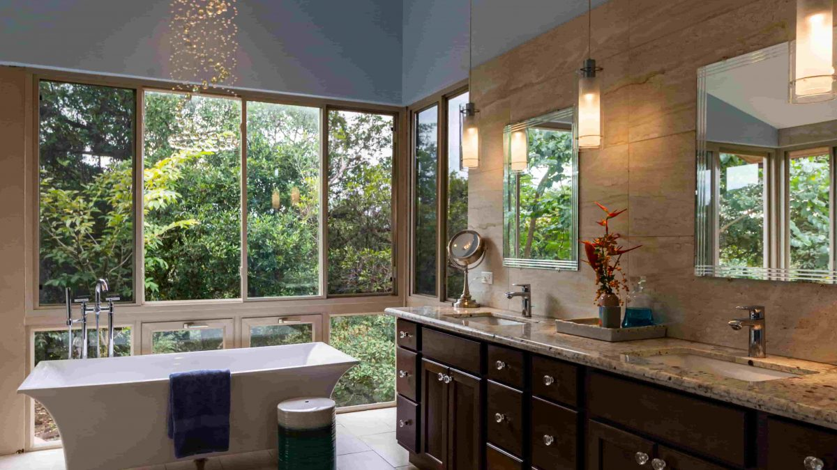 Under Budget Ways to Make Your Bathroom Look Luxurious