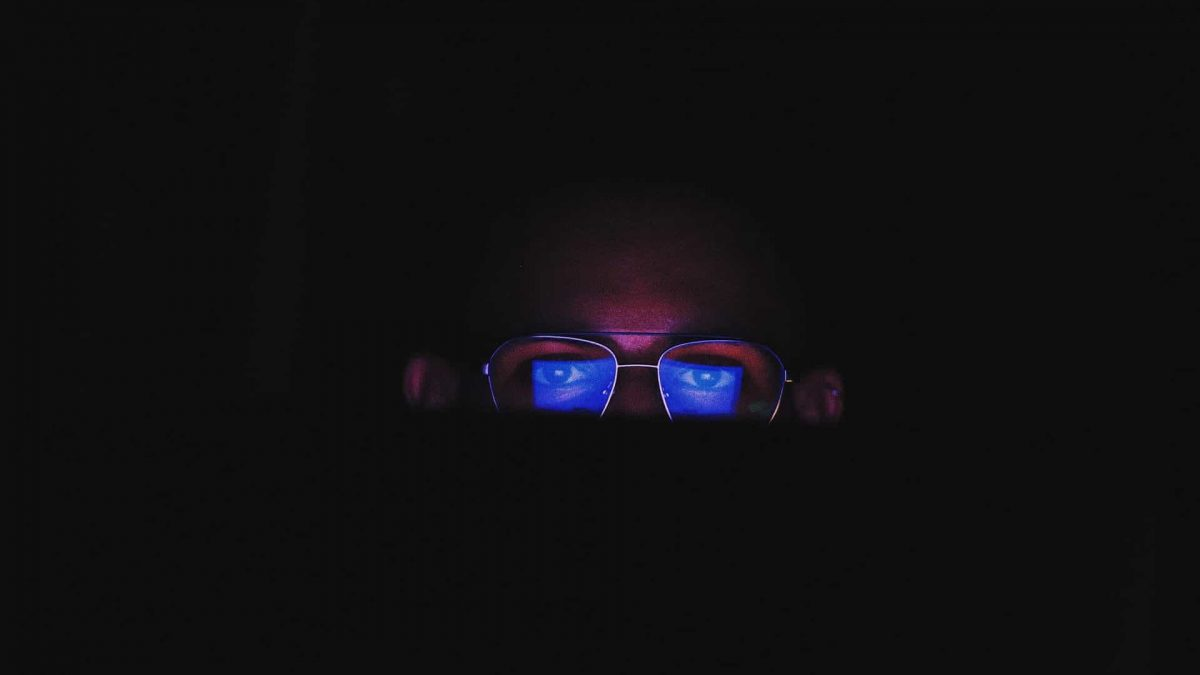 Blue light glasses: Are they helpful?